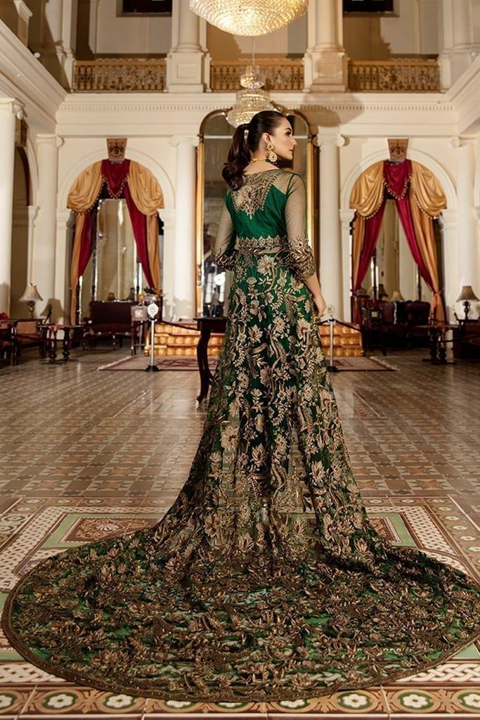IMROZIA PREMIUM | WEDDING/Formals Collection | EMERAUDE | I-124
