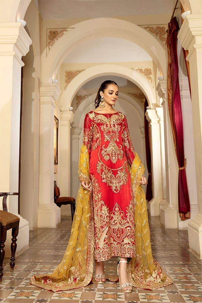 IMROZIA PREMIUM   WEDDING/Formals Collection   MELANGER   I-129