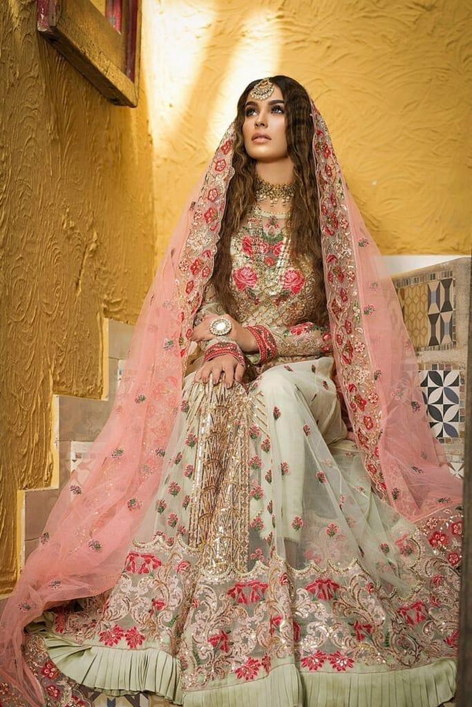 ASIFA N NABEEL   WEDDING/Formals Collection   INARA ZN-01