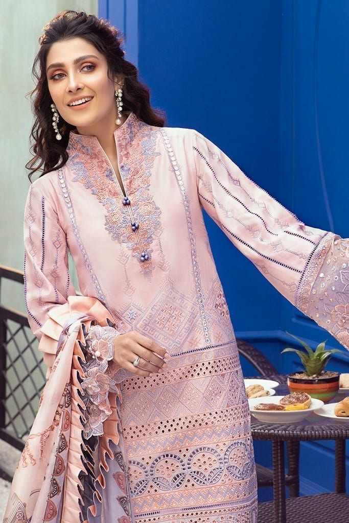 MUSHQ | SPRING/SUMMER Collection | CHINTZ ROSE