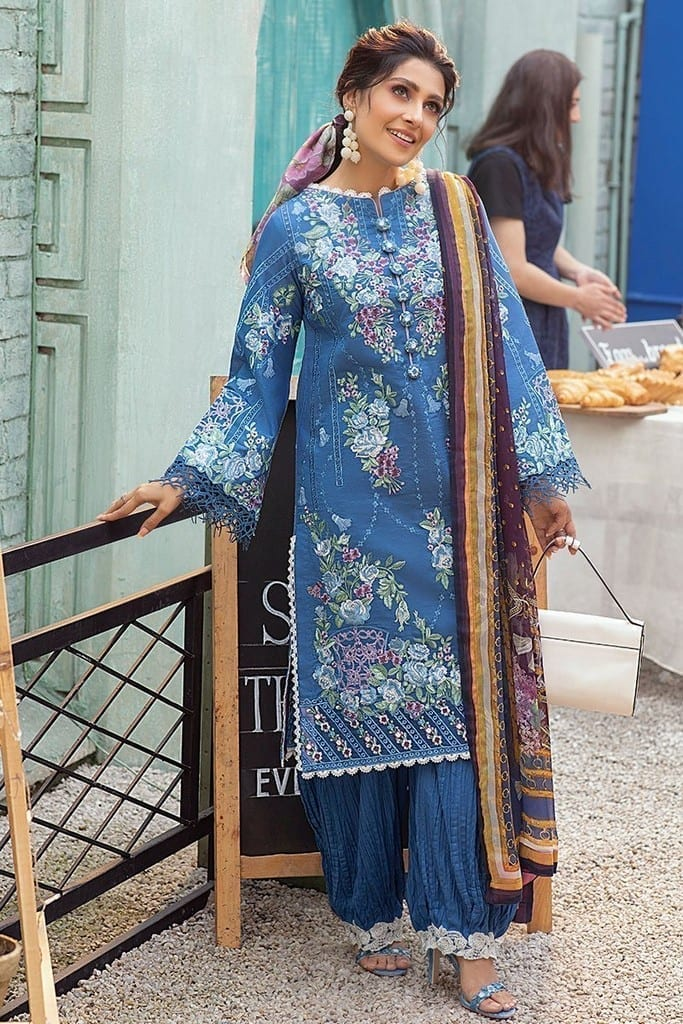 MUSHQ   SPRING/SUMMER Collection   BLUE HEAVEN