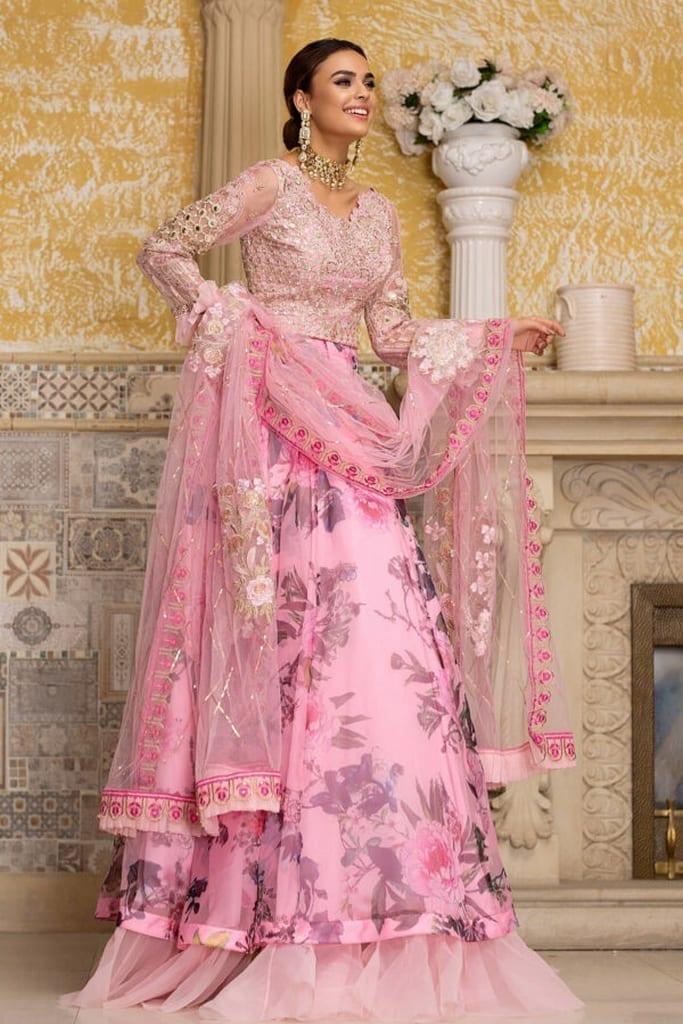 ASIFA N NABEEL | WEDDING/Formals Collection | AAFREEN ZN-09
