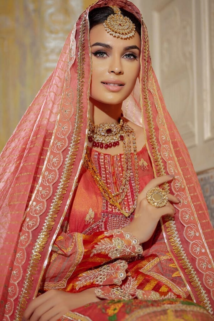 ASIFA N NABEEL   WEDDING/Formals Collection   MAHJABEEN ZN-02