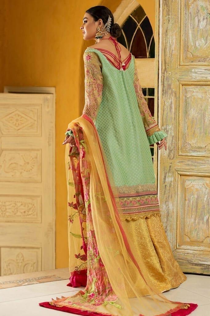 ASIFA N NABEEL   WEDDING/Formals Collection   NAZNEEN ZN-03