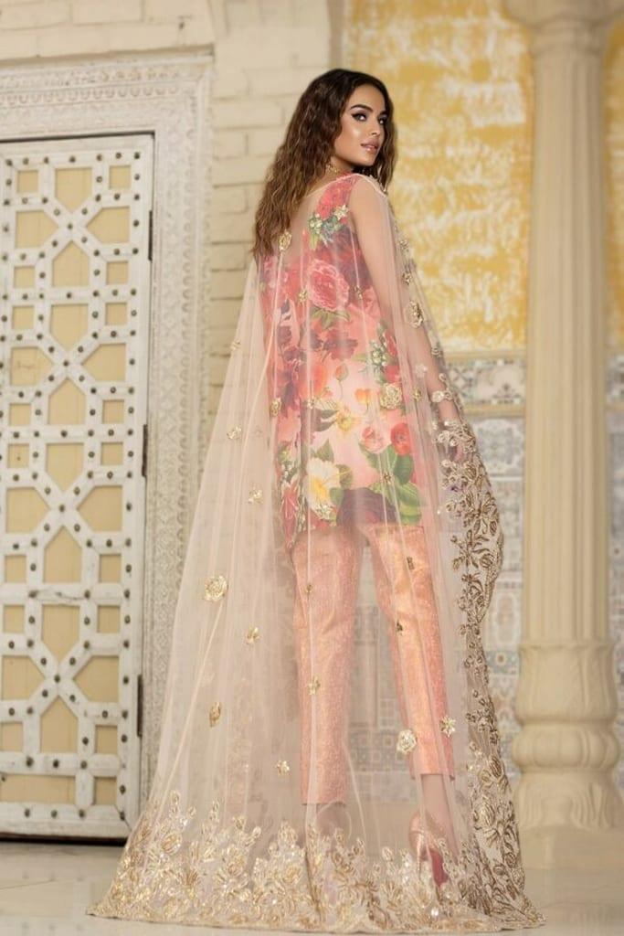 ASIFA N NABEEL   WEDDING/Formals Collection   XARI ZN-04