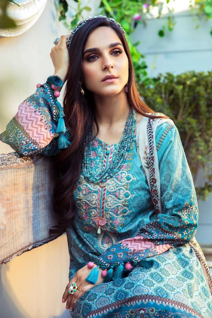 MARIA B | M.PRINTS SPRING Collection | MPT-1001-A