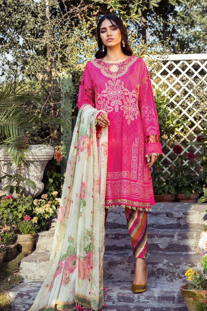 MARIA B | M.PRINTS SPRING Collection | MPT-1004-A