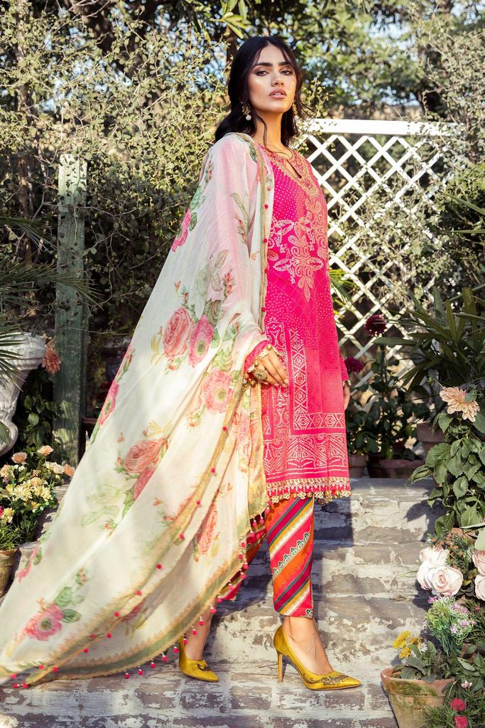 MARIA B   M.PRINTS SPRING Collection   MPT-1004-A
