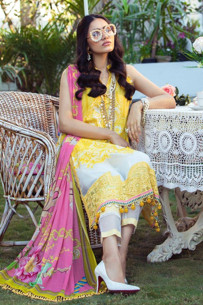 MARIA B | M.PRINTS SPRING Collection | MPT-1009-A