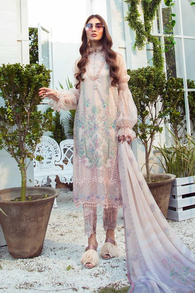 MARIA B | M.PRINTS SPRING Collection | MPT-1012-A