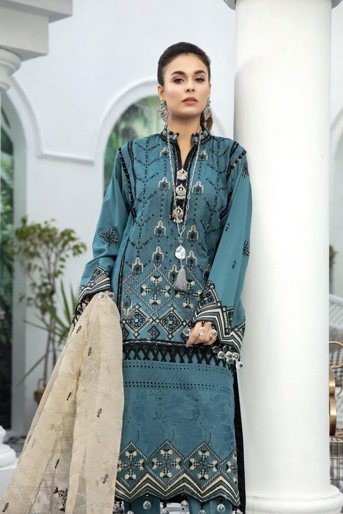 ADANS LIBAS | SHIFFLI EMBROIDERED SUMMER Collection | HIGH RISE
