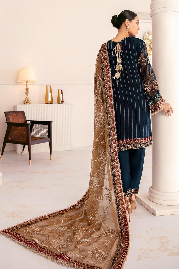 BAROQUE   Chantelle Embroidered Collection   PRECIOUS