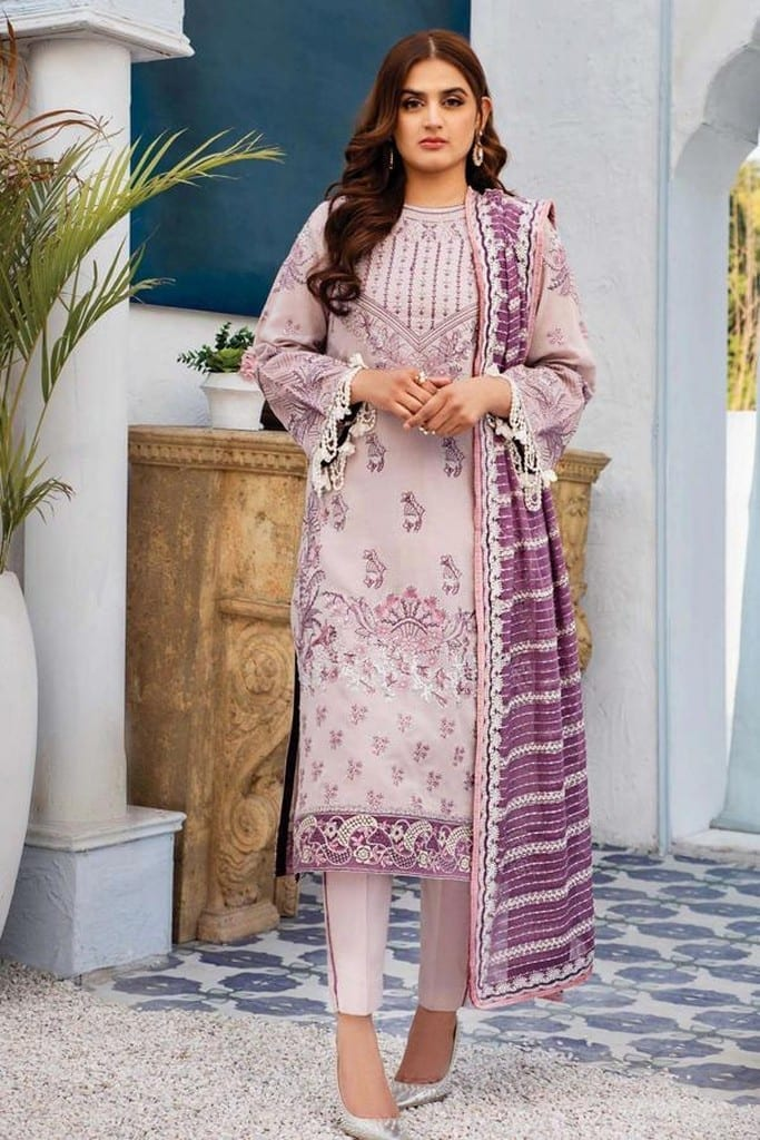 SERENE NORANG | PREMIUM EMBROIDERED Collection | ARSH | D-14
