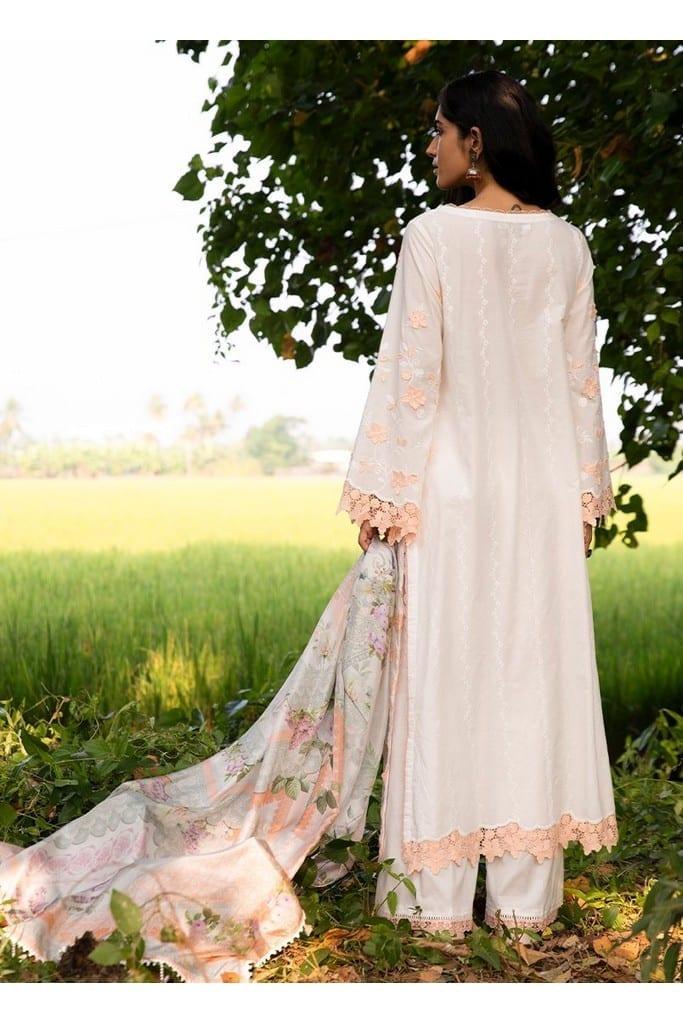 IMAGE   LAWNKARI'21 Collection   RAISA