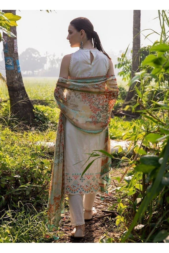 IMAGE | LAWNKARI'21 Collection | BAHARE