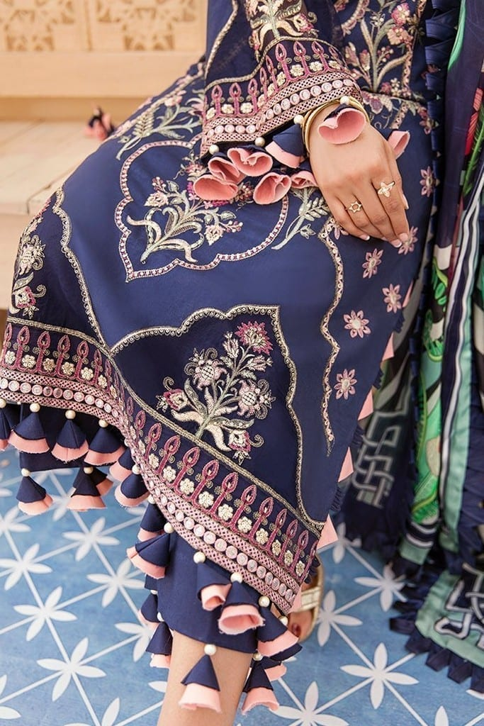 AFROZEH | LUXURY SUMMER Collection | DIVINE FLORALS