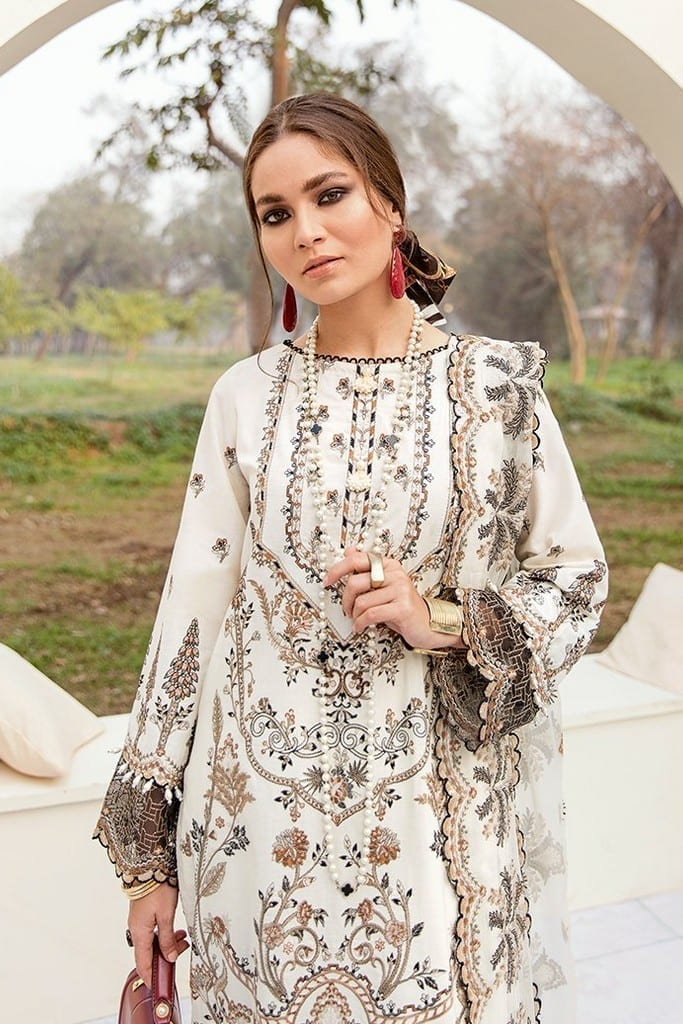 AFROZEH   LUXURY SUMMER Collection   POIGNANT LILY