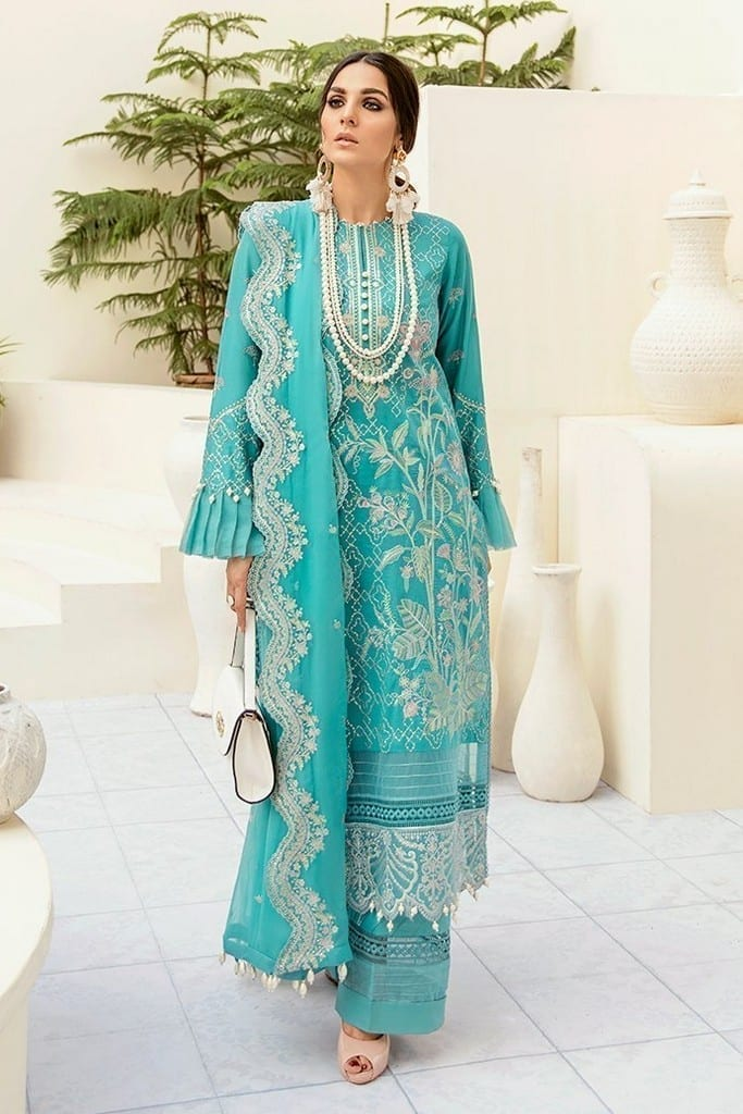 AFROZEH | LUXURY SUMMER Collection | SOOTHING SKIES