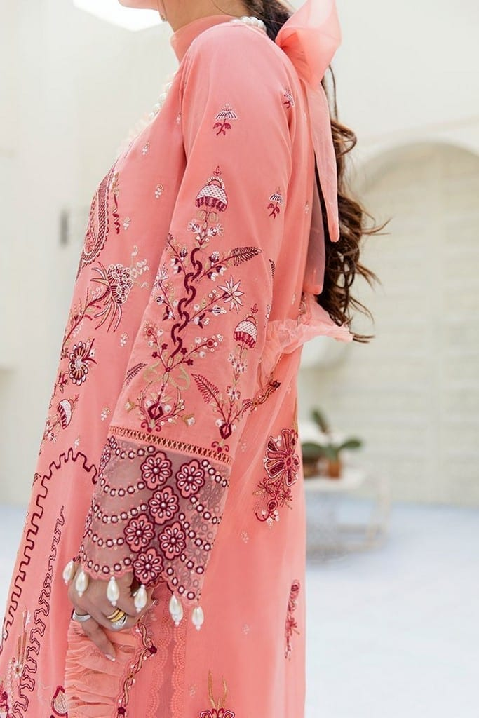 AFROZEH   LUXURY SUMMER Collection   CHERRY BLOSSOM