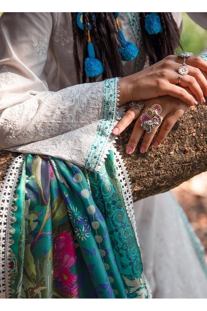 IMAGE | LAWNKARI'21 Collection | ZABI