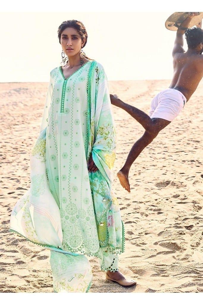 IMAGE | LAWNKARI'21 Collection | ALALEH