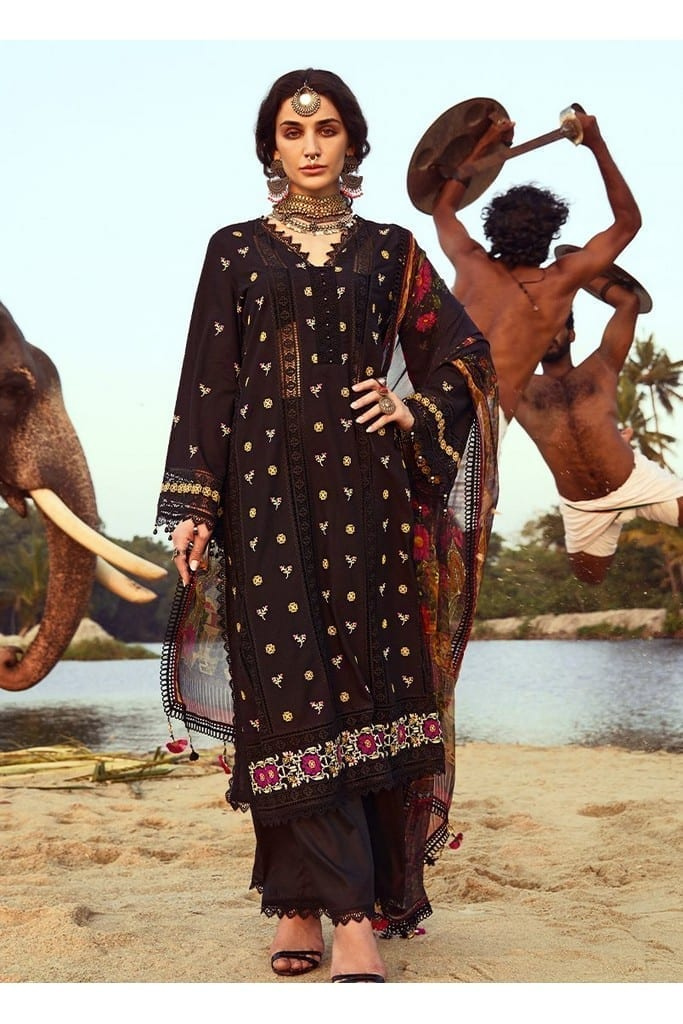 IMAGE | LAWNKARI'21 Collection | ORKIDE