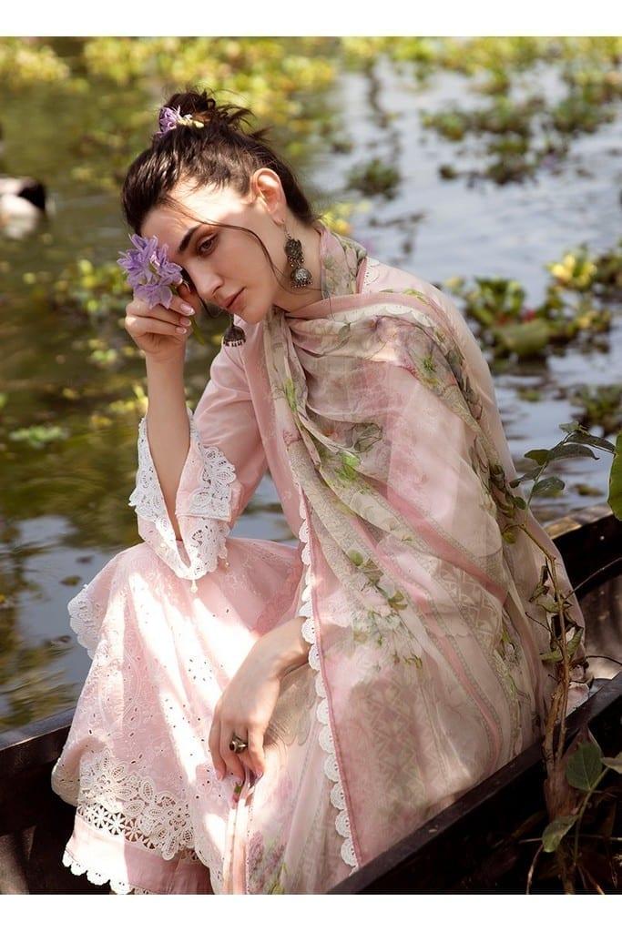 IMAGE   LAWNKARI'21 Collection   SAYMA