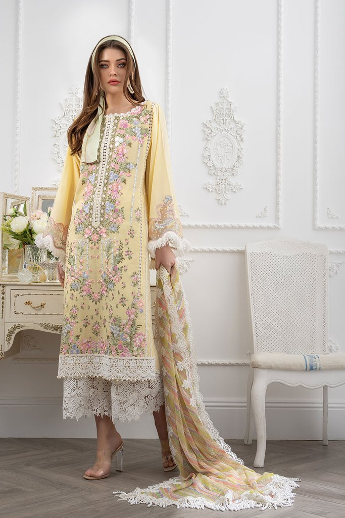 SOBIA NAZIR | LUXURY LAWN Collection | DESIGN 10B