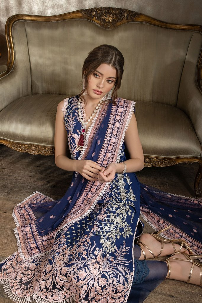 SOBIA NAZIR | LUXURY LAWN Collection | DESIGN 12B