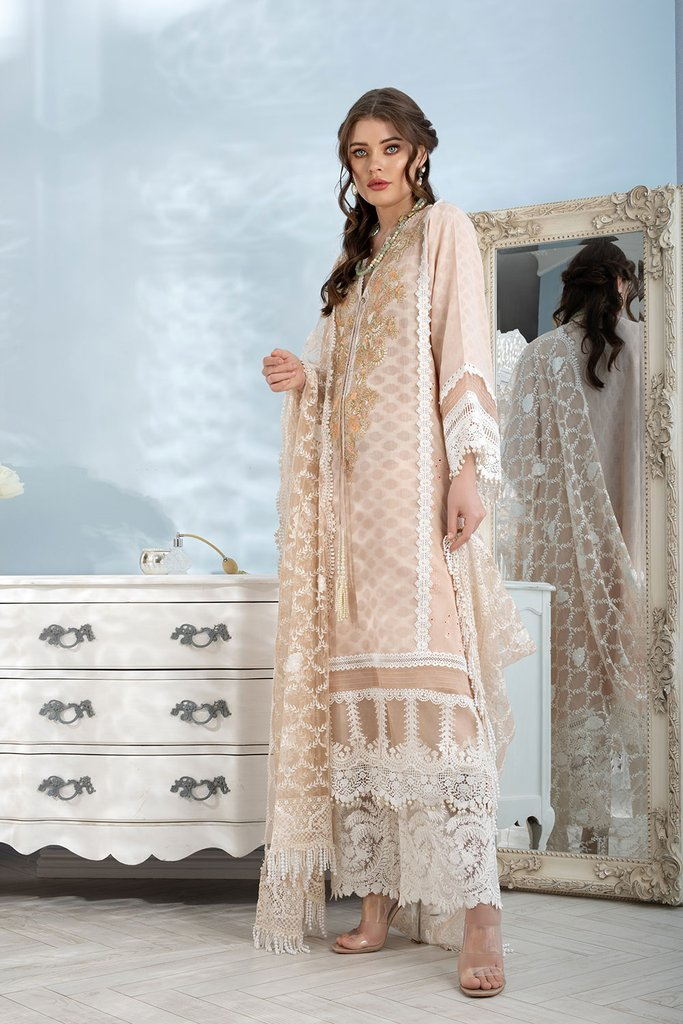 SOBIA NAZIR | LUXURY LAWN Collection | DESIGN 15A