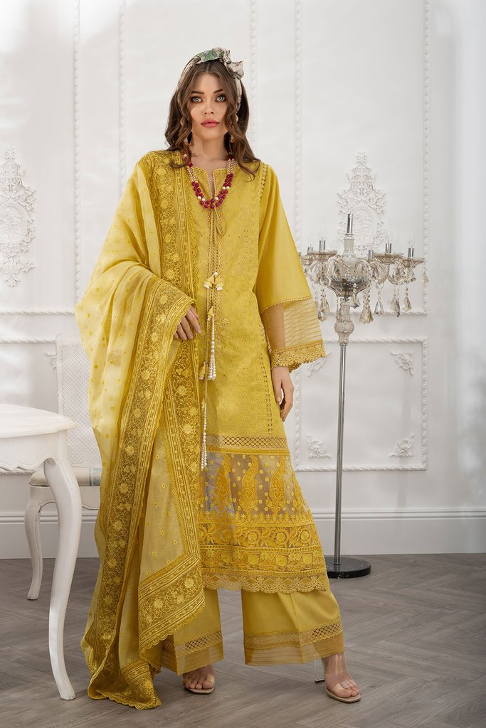 SOBIA NAZIR | LUXURY LAWN Collection | DESIGN 3B
