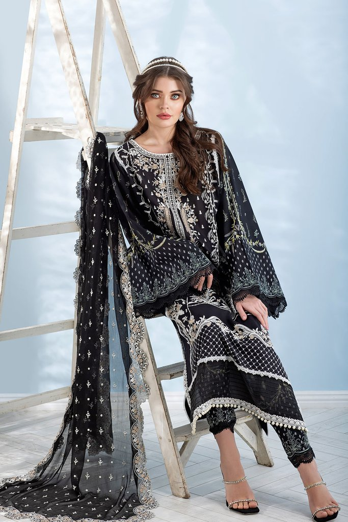 SOBIA NAZIR | LUXURY LAWN Collection | DESIGN 6B