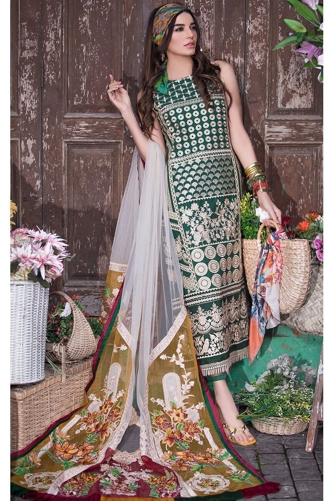 ASIFA N NABEEL | LAWN Collection | Irena LA-3