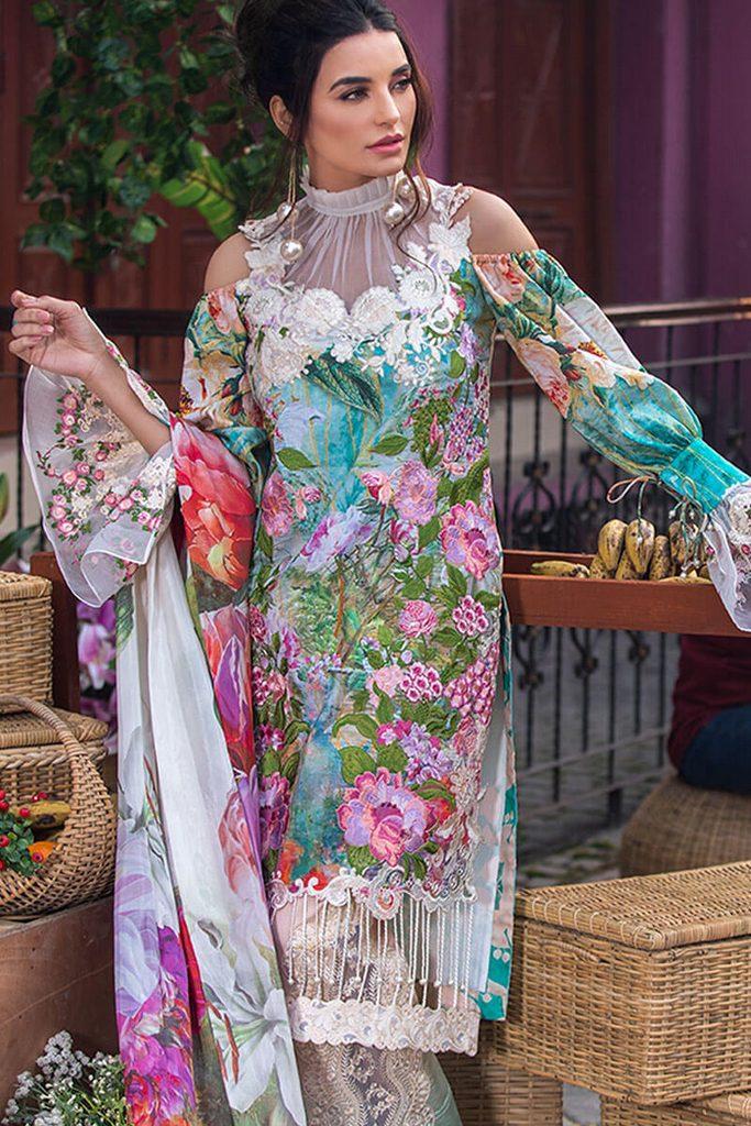 ASIFA N NABEEL | ASIFA N Nabeel lawn | Gladys LA-7