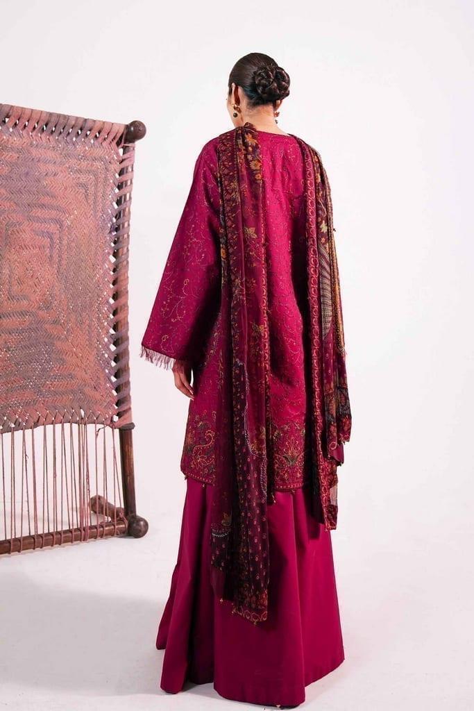 ZARA SHAHJAHAN | Embroidered Lawn Suits | MEHAR-A