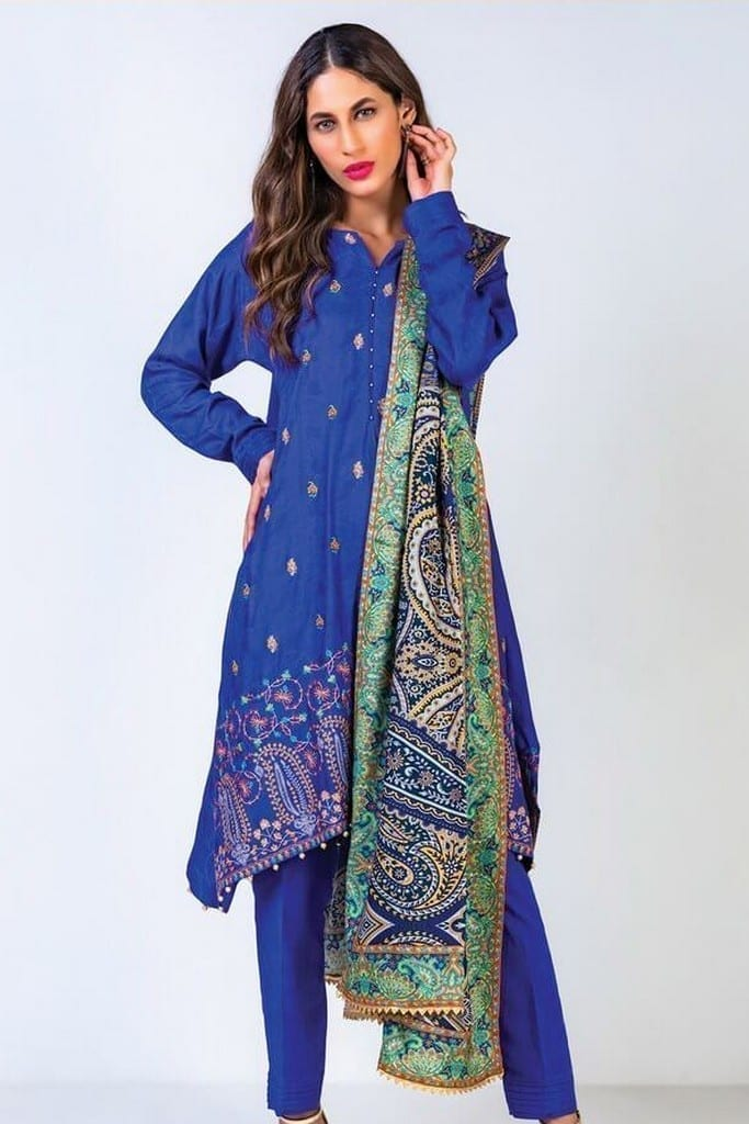 ORIENT | EMBRIODERED WINTER Collection | 214