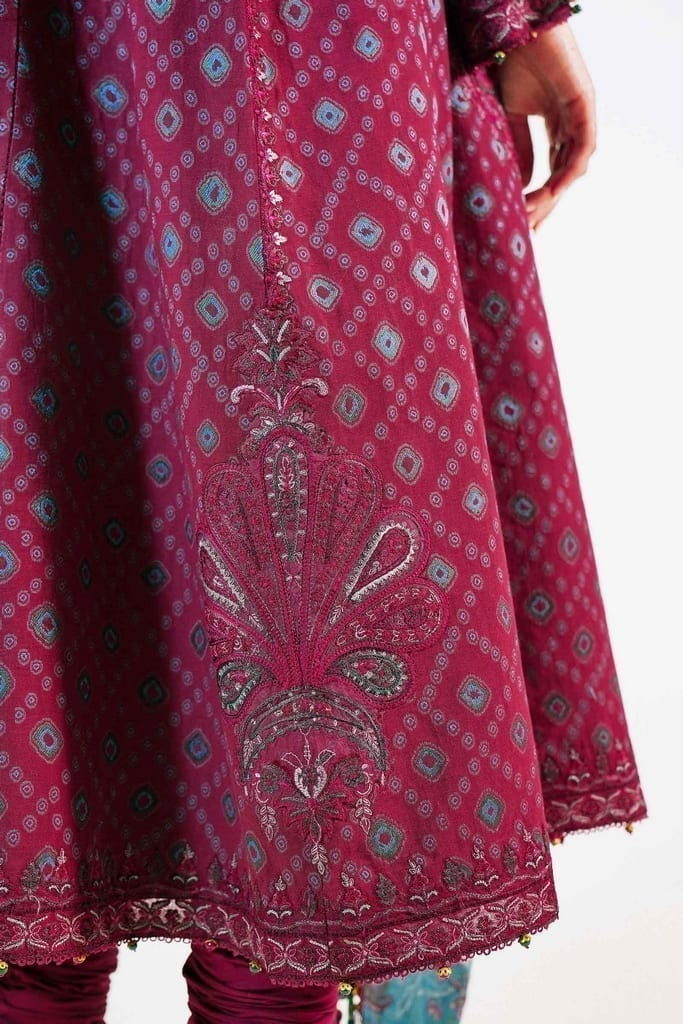 ZARA SHAHJAHAN | Embroidered Lawn Suits | SHAZIA-B
