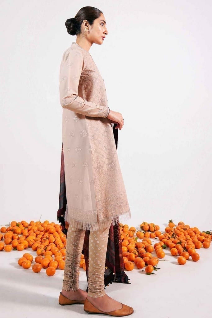 ZARA SHAJAHAN | Embroidered Lawn Suits | ZS21L 03-Sohni-A