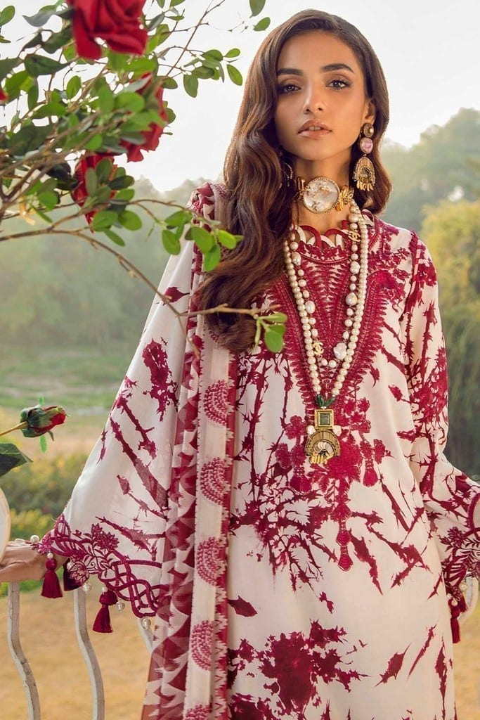 SANA SAFINAZ | MUZLIN SPRING'21 Collection | M211-010B-BI