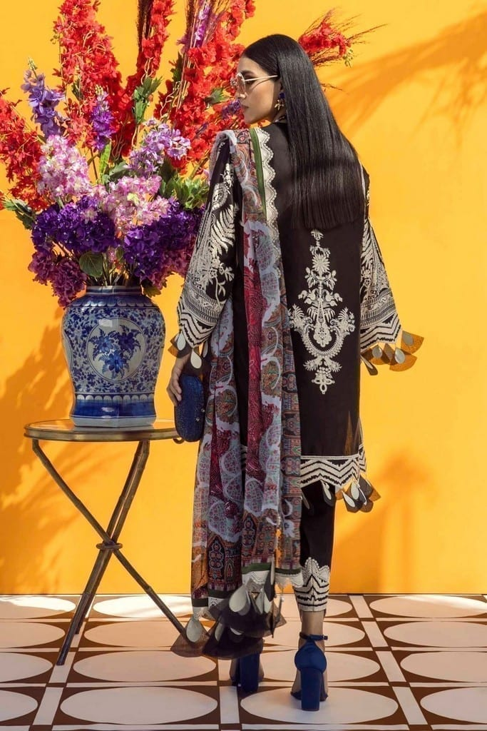 SANA SAFINAZ | MUZLIN SPRING'21 Collection