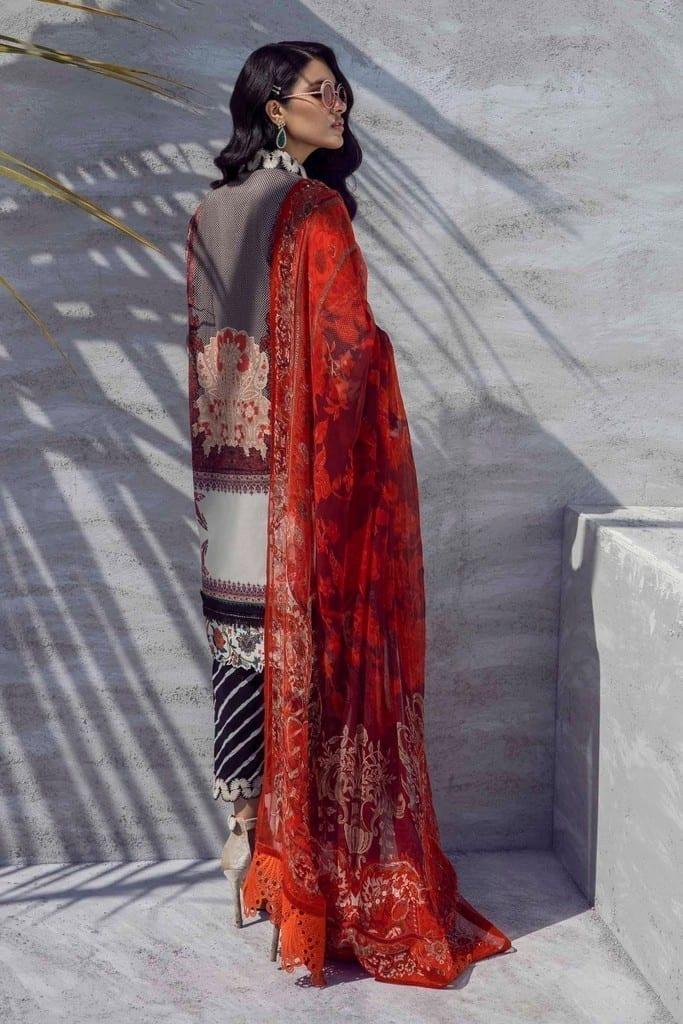 SANA SAFINAZ | MUZLIN SPRING'21 Collection | M211-020A-CI