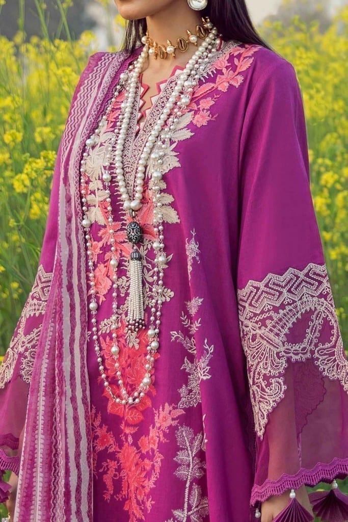 SANA SAFINAZ | MUZLIN SPRING'21 Collection | M211-009B-BI