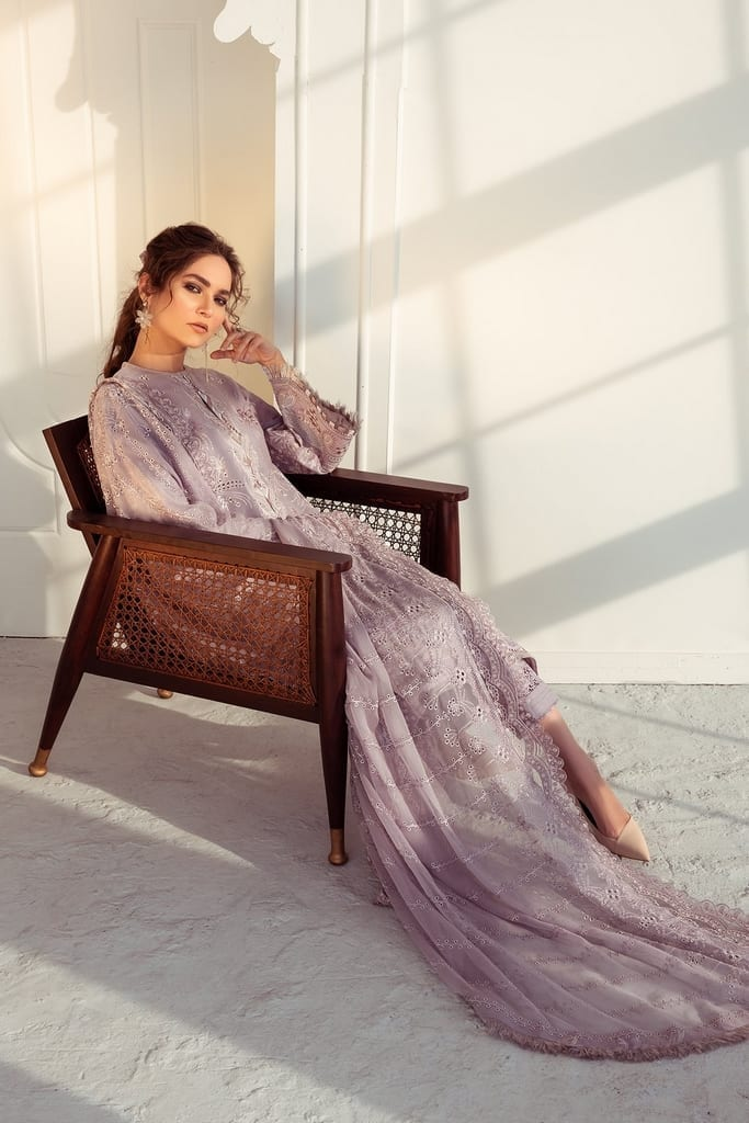 BAROQUE | SWISS LAWN'21 Collection | MOONSTONE