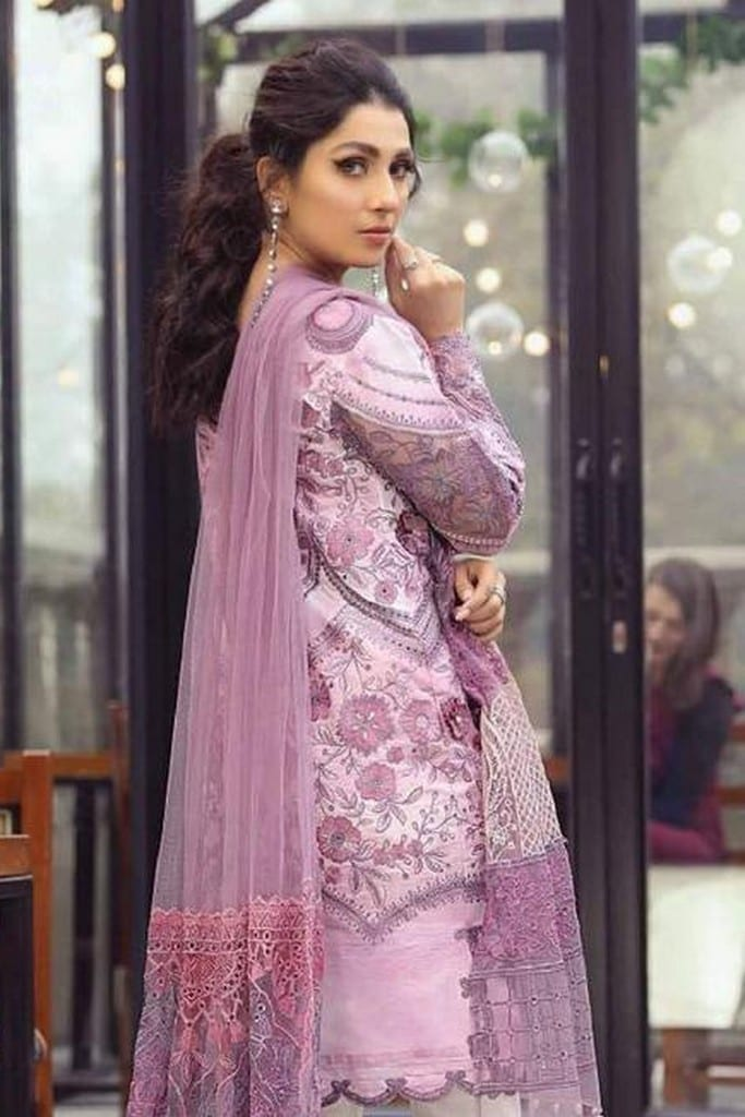 MUSHQ   SPRING/SUMMER Collection   MAUVE ORCHID