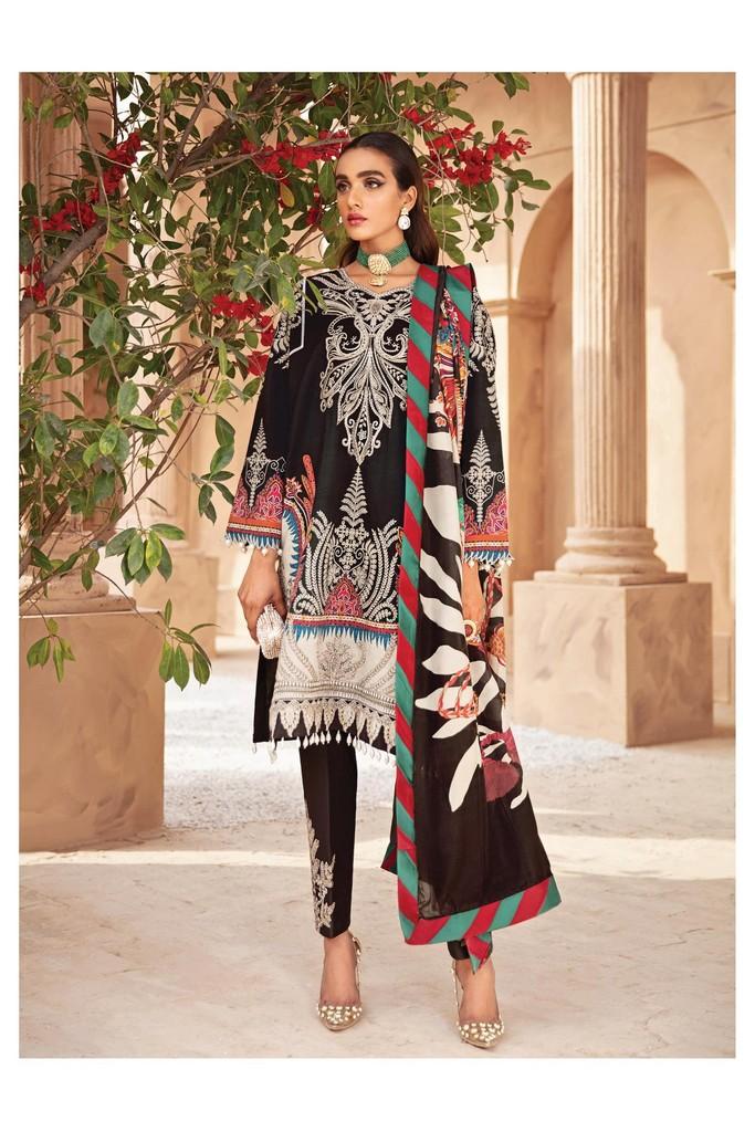 Gulaal | Luxury Premium Summer Collection 2021 | LL07 Mehroze