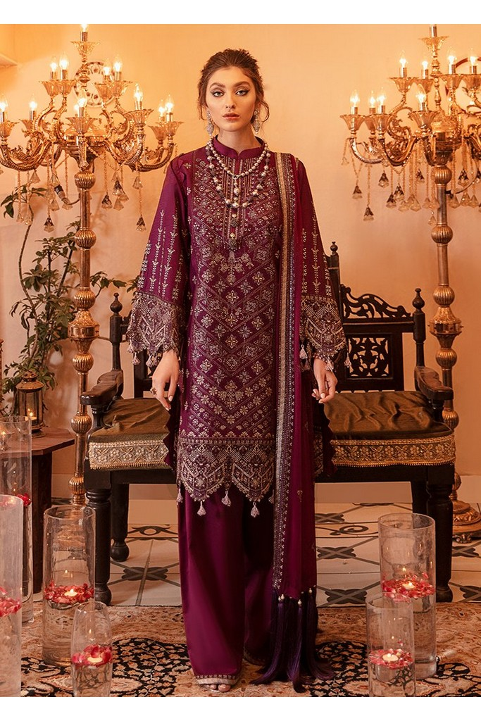 AFROZEH | GUL BAHAR Collection | RANGOOLI