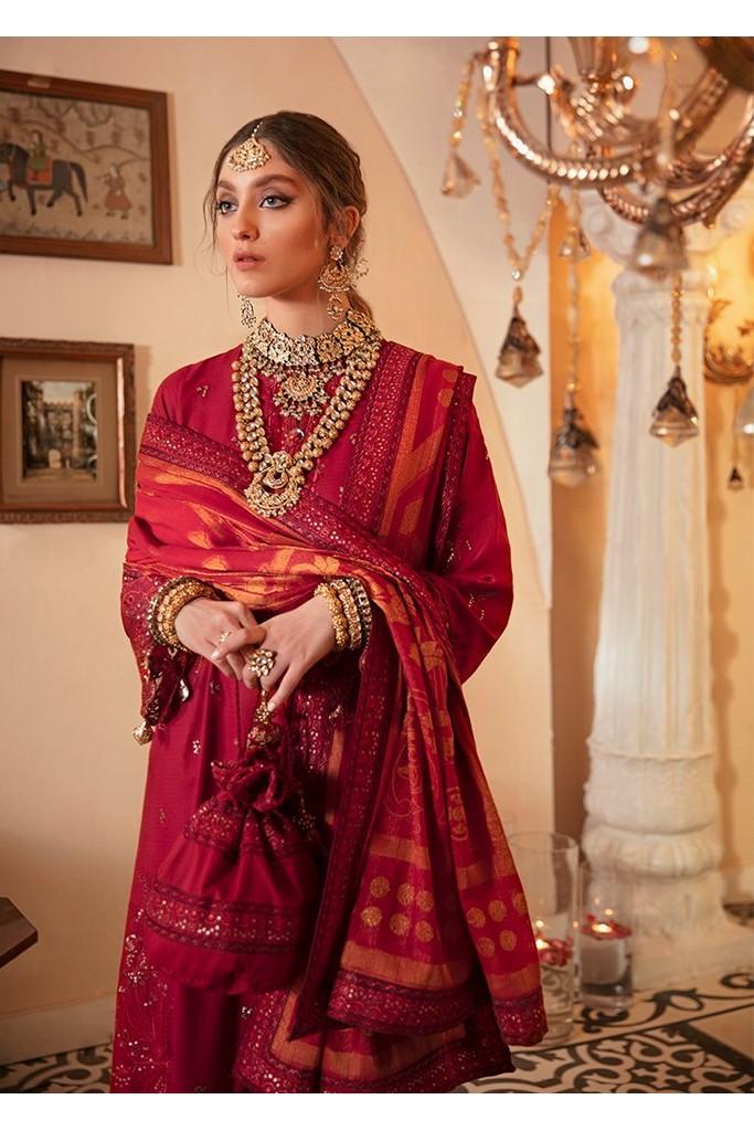 AFROZEH | GUL BAHAR Collection | DILL SAAZ