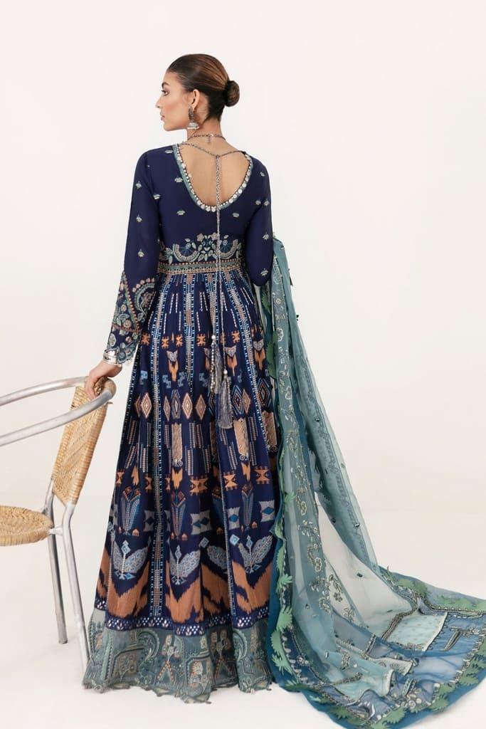 REPUBLIC WOMENWEAR | LUXURY LAWN Collection | MAHRA-A