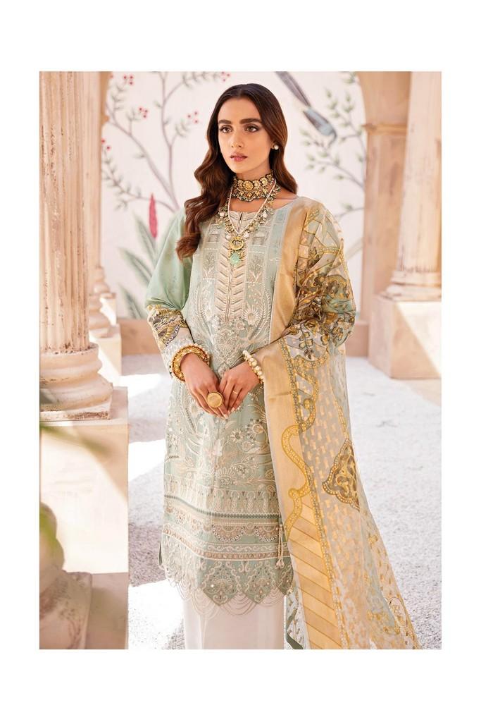 Gulaal | Luxury Premium Summer Collection 2021 | LL05 Afsana