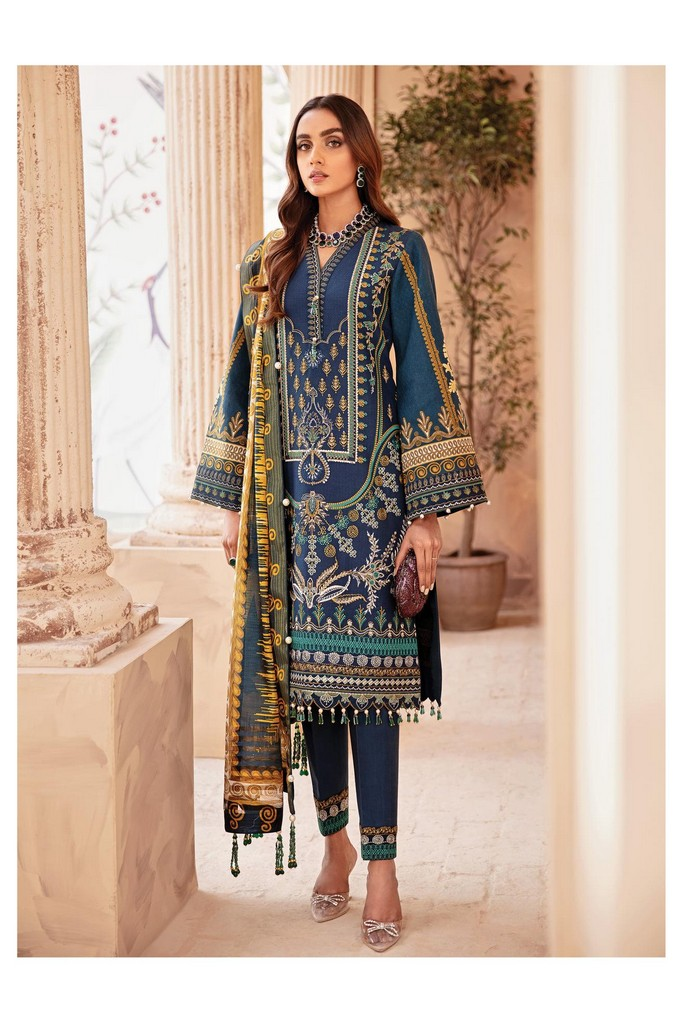 Gulaal | Luxury Premium Summer Collection 2021 | LL01 Mishaal